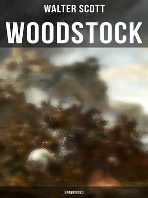 cover image of Woodstock (Unabridged)