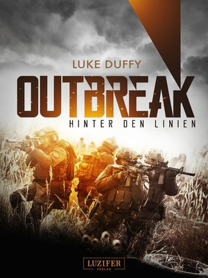 cover image of OUTBREAK--Hinter den Linien
