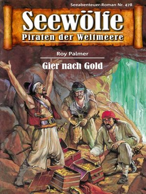 cover image of Seewölfe--Piraten der Weltmeere 478