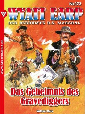 cover image of Wyatt Earp 173 – Western