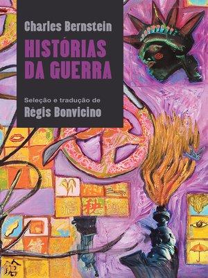 cover image of Histórias da guerra