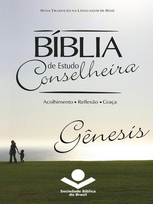 cover image of Bíblia de Estudo Conselheira--Gênesis