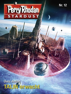 cover image of Stardust 12