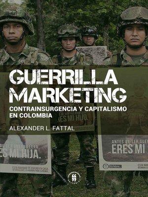 cover image of Guerrilla marketing