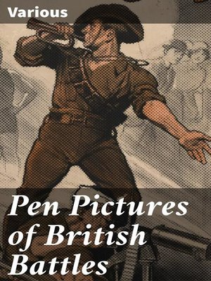 cover image of Pen Pictures of British Battles
