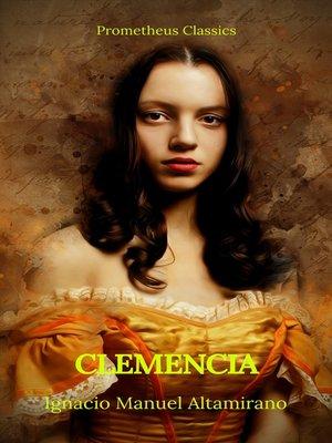 cover image of Clemencia (Prometheus Classics)