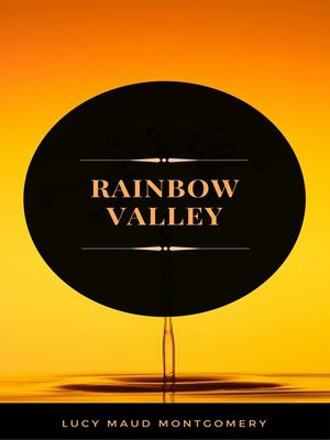 cover image of Rainbow Valley (ArcadianPress Edition)
