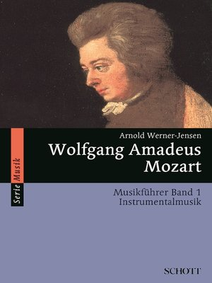 cover image of Wolfgang Amadeus Mozart