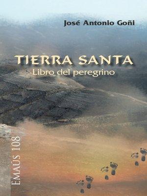 cover image of Tierra Santa. Libro del peregrino