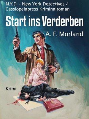 cover image of Start ins Verderben