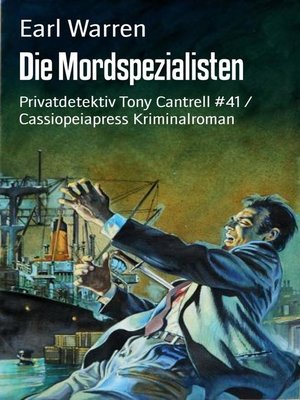 cover image of Die Mordspezialisten