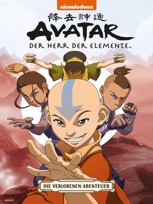 cover image of Avatar--Der Herr der Elemente 4