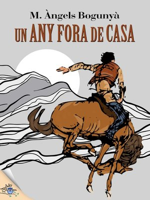 cover image of Un any fora de casa