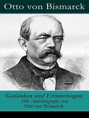 cover image of Gedanken und Erinnerungen