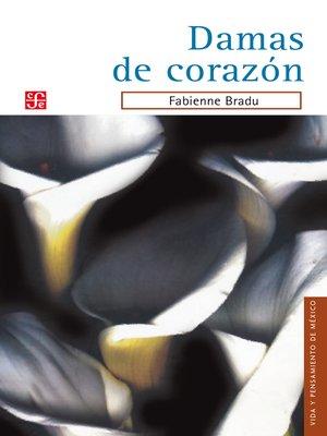 cover image of Damas de corazón