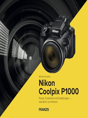 cover image of Kamerabuch Nikon Coolpix P1000