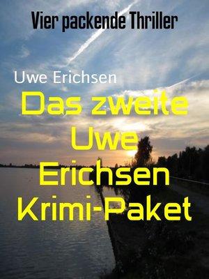 cover image of Das zweite Uwe Erichsen Krimi-Paket