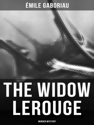 cover image of The Widow Lerouge (Murder Mystery)