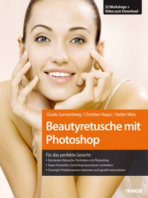 cover image of Beautyretusche mit Photoshop