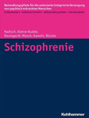 cover image of Schizophrenie