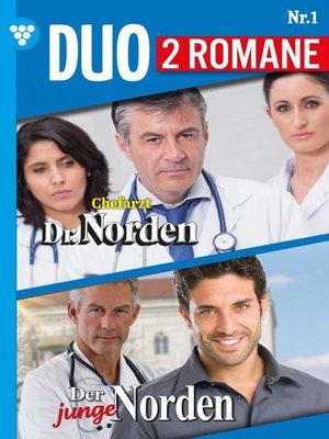 cover image of Dr. Norden-Duo 1 – Arztroman