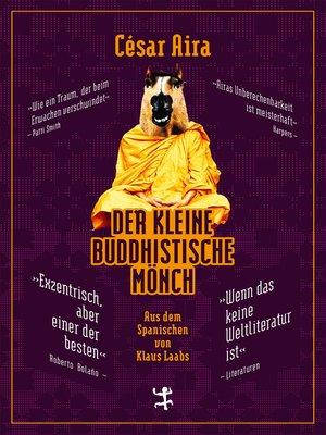 cover image of Der kleine buddhistische Mönch