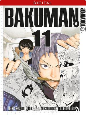 cover image of Bakuman. 11