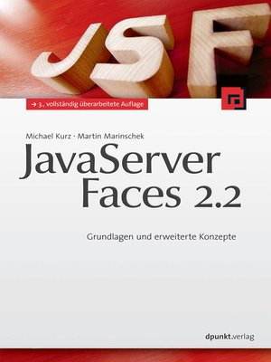 cover image of JavaServer Faces 2.2