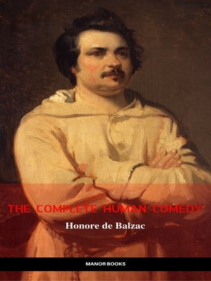 cover image of Honoré de Balzac