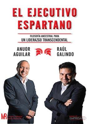 cover image of El ejecutivo espartano
