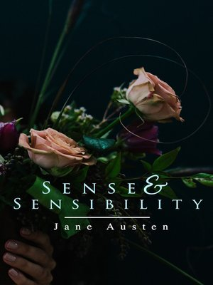 cover image of Sense & Sensibility