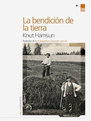 cover image of La bendición de la tierra
