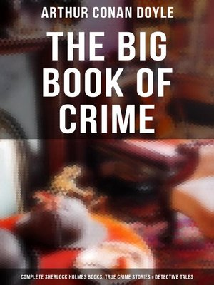 cover image of THE CRIME COLLECTION