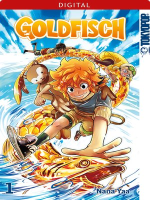 cover image of Goldfisch 01