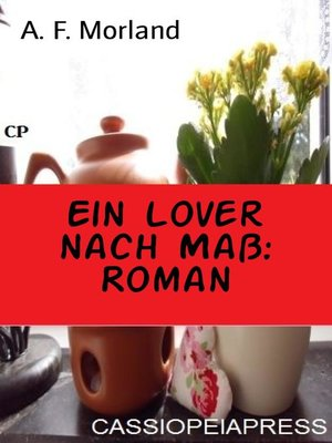 cover image of Ein Lover nach Maß