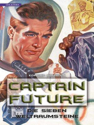 cover image of Captain Future 5