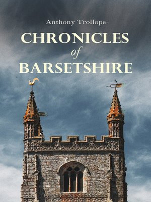 cover image of Chronicles of Barsetshire