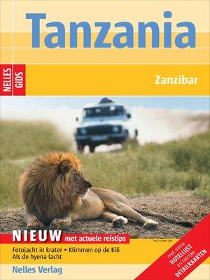 cover image of Nelles Gids Tanzania