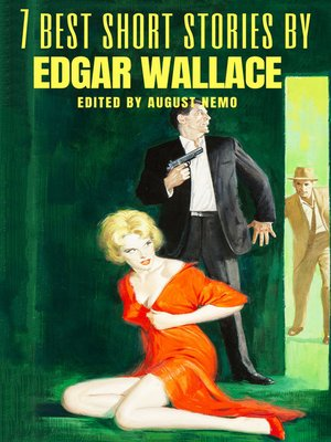 cover image of 7 best short stories by Edgar Wallace