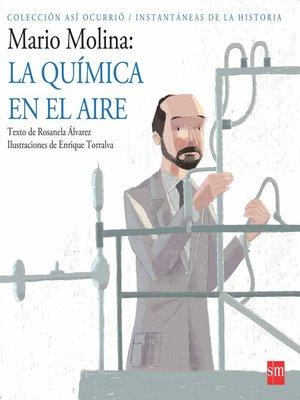 cover image of Mario Molina