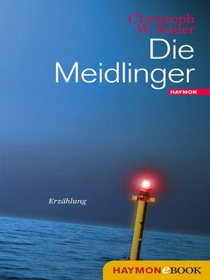 cover image of Die Meidlinger