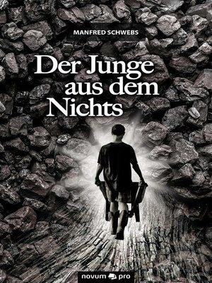 cover image of Der Junge aus dem Nichts