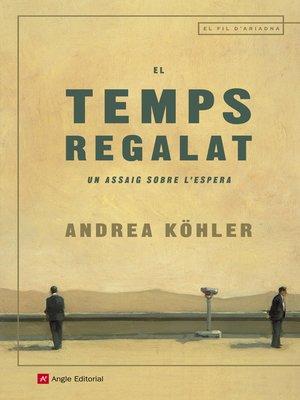 cover image of El temps regalat