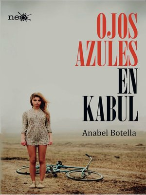 cover image of Ojos azules en Kabul