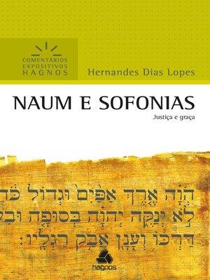 cover image of Naum e Sofonias