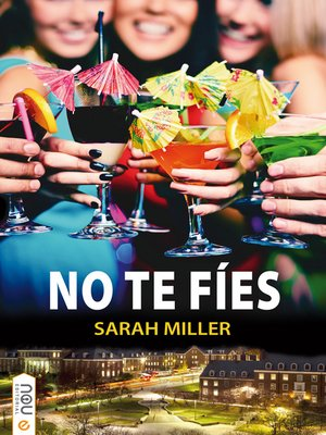 cover image of No te fíes