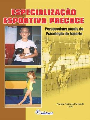 cover image of Especialização esportiva precoce