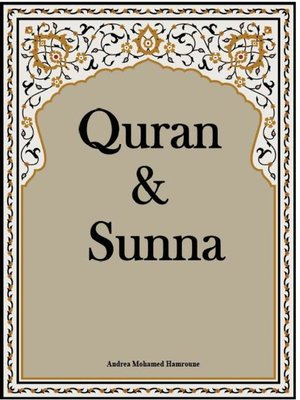 cover image of Quran & Sunna