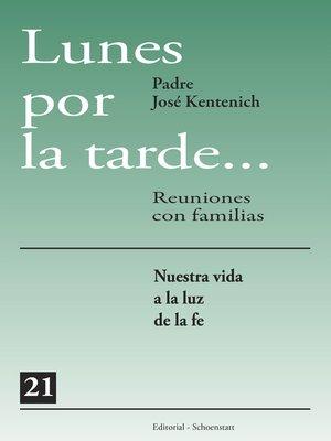 cover image of Lunes por la tarde... Reuniones con familias--21