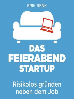 cover image of Das Feierabend-Startup